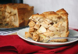A Dutch Deep-Dish Apple Pie