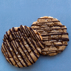 Almond Butter Coconut Chocolate Cookies Recipe