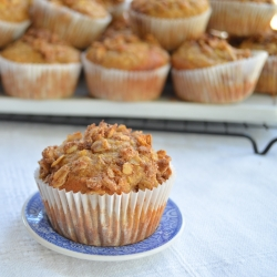 Apple Cinnamon Quinoa Muffins Recipe