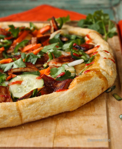 Banh Mi Pizza Vegan Recipe