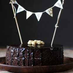 Beetroot Chocolate Cake Recipe