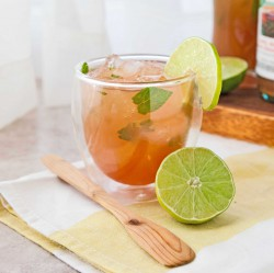 Blood Orange Kombuchjito