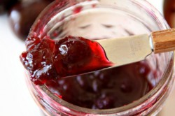 Blue Ribbon Bing Cherry Jam