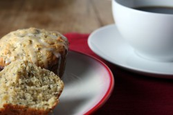 Brown Butter Lemon Poppy Seed Muffins Recipe