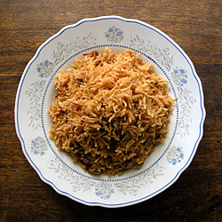 Caramelized Brown Rice Recipe