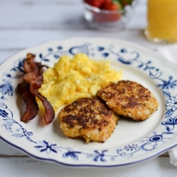 Cauliflower Pancakes Recipe