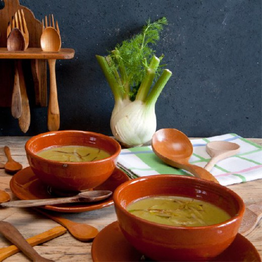 Celery and Fennel Soup