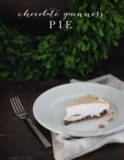 Chocolate Guinness Pie Recipe