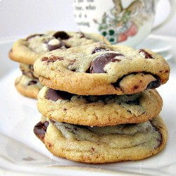 Cook's Illustrated Chocolate Chip Cookies