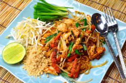 Crab Pad Thai Recipe
