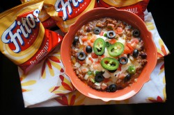 Crock Pot Chili and Frito Pie Recipe