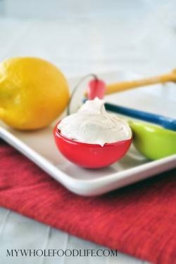 Dairy Free Sour Cream Recipe