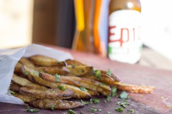 Epic Pale Ale Soaked Grilled Potatoes Recipe