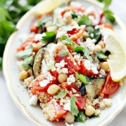 Favorite Salad with Couscous
