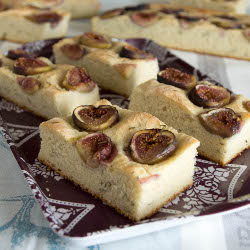 Fig and Rosemay Focaccia