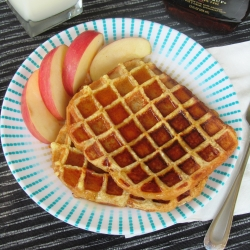 French Toast Waffles Recipe