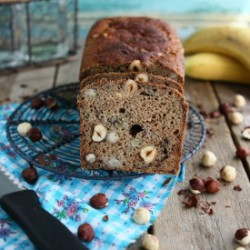 Gluten Free Brown Rice Banana Bread