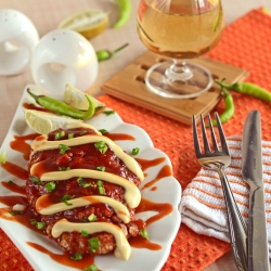 Healthy Baked Chili Lime Chicken