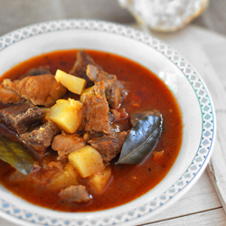 Hungarian Goulash Stew Recipe