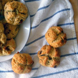 Irish Soda Bread Scones Recipe