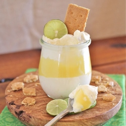 Key Lime Cheesecake Fool