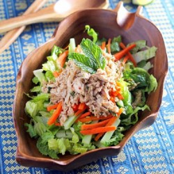 Larb Gai Thai Chicken Salad