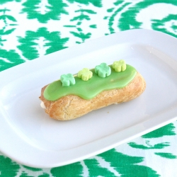 Lucky Charms Eclairs Recipe