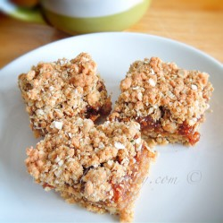 Maple Fig Squares Recipe