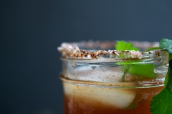 Michelada Beer Cocktail Recipe