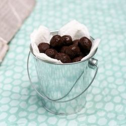 No Bake Chocolate Bites