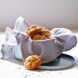 Oatmeal Lavender Scones Recipe