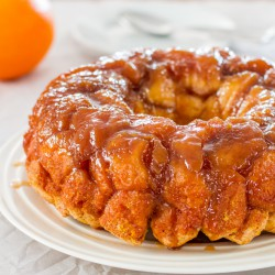 Orange Monkey Bread Recipe