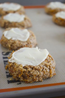 Paleo Carrot Cake Cookies Recipe