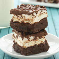 Peanut Butter Marshmallow Brownies Recipe