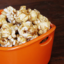 Perfect Baked Caramel Corn