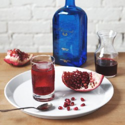 Pomegranate Negroni