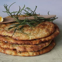 Potato Flat Bread