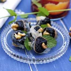 Prunes and Walnut Wraps