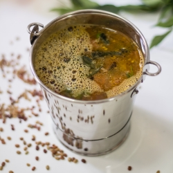 Rasam South Indian Clear Soup Recipe