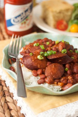 Red Beans and Rice Crockpot Recipe