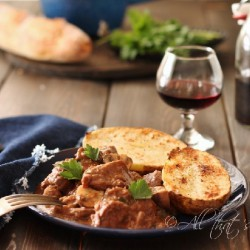 Red Wine Goulash