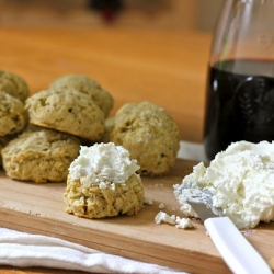 "Rosemary Parmesan ""Cookies"""