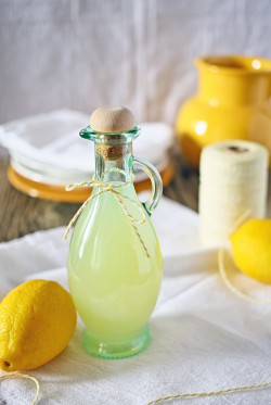 Simple Lemon Syrup Recipe