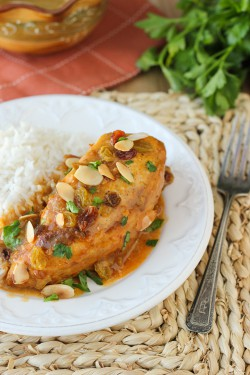 Slow Cooker Curried Chicken Recipe