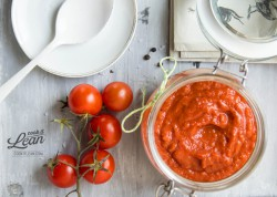 Sugar Free Ketchup Recipe