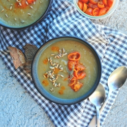 Sunchoke Soup Recipe