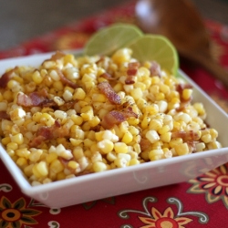 SW Chile and Lime Corn Skillet