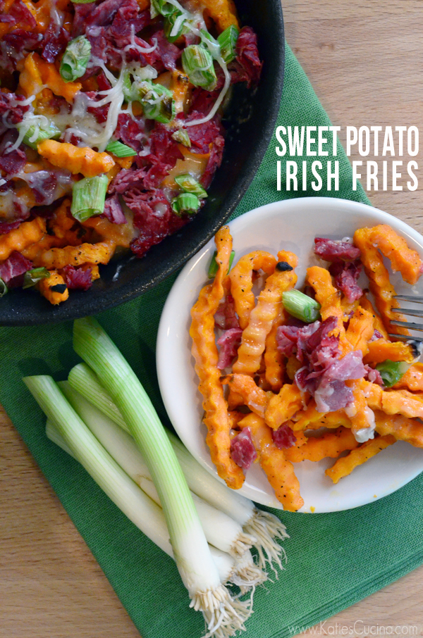 Sweet Potato Irish Fries Recipe