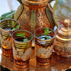 The Art of Mint Tea