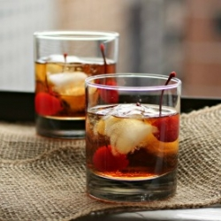 The Manhattan Cocktail Recipe